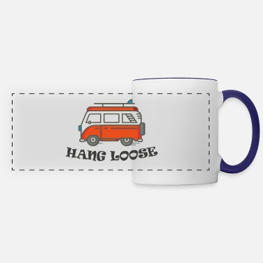 Surfen Van - Hang Loose! - Panoramic Mug