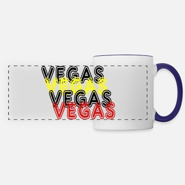 Vegas Vegas - Panoramic Mug