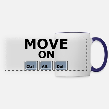 Move MOVE ON - Panoramic Mug