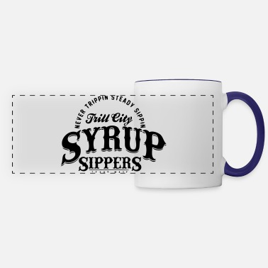Syrup syrup - Panoramic Mug