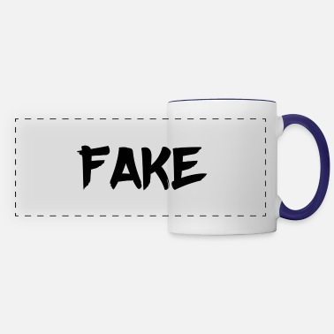 Fake Fake - Panoramic Mug