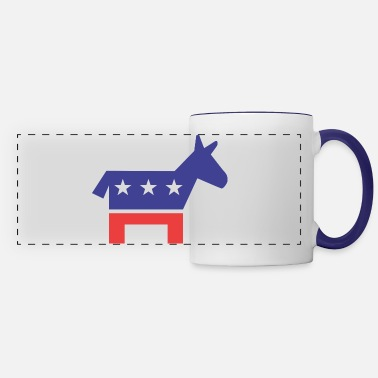 Democratic Party Democratic Party - Panoramic Mug