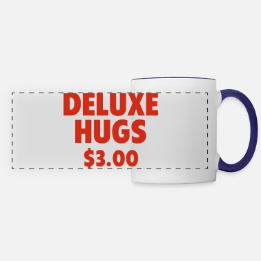 Deluxe Deluxe Hugs - Panoramic Mug