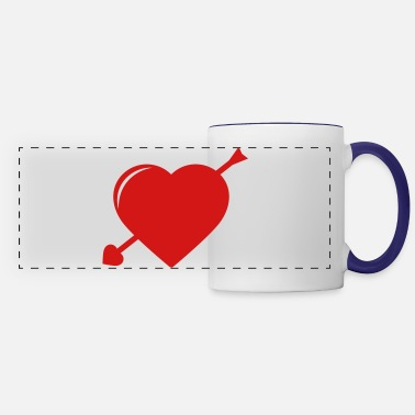 Love Struck Love Struck - Panoramic Mug