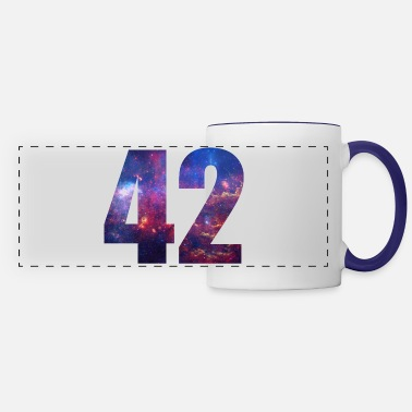Galaxy 42 - Panoramic Mug