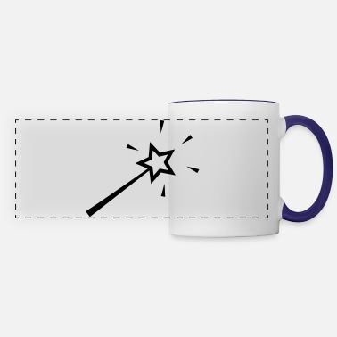 God Magic Wand, Princess - Panoramic Mug