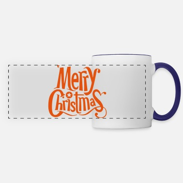 Merry Christmas Merry Christmas - Panoramic Mug