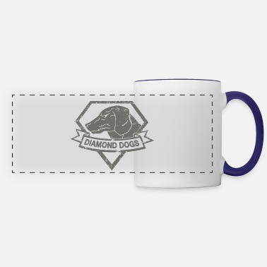 Gear diamond dogs - Panoramic Mug