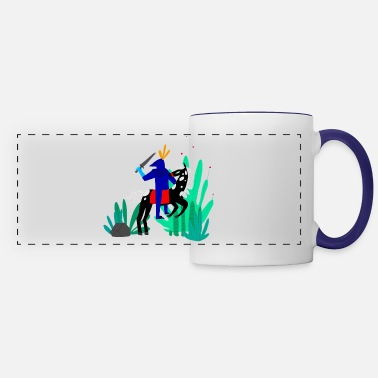 Illustration illustration - Panoramic Mug