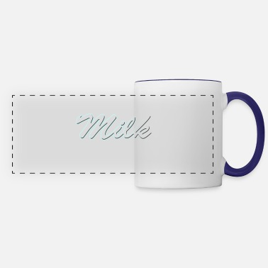 Milk Milk - Panoramic Mug