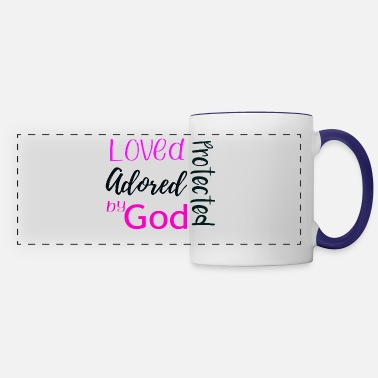 God by God - Panoramic Mug