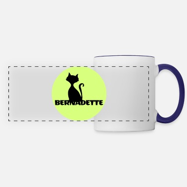 First Name Bernadette name first name - Panoramic Mug