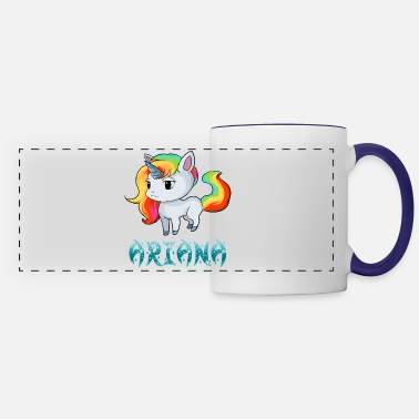 Ariana Ariana Unicorn - Panoramic Mug