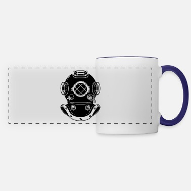Diving Mask Diving Mask/ Sea - Panoramic Mug