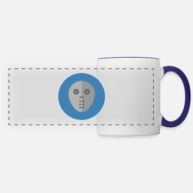 Mask Mask - Panoramic Mug