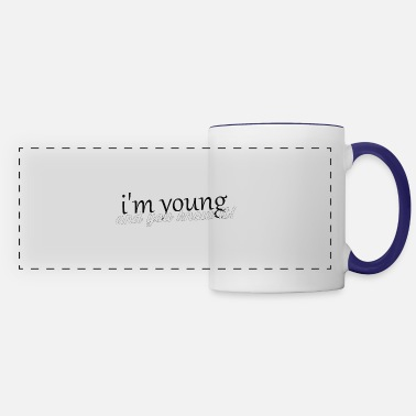 Young Persons young - Panoramic Mug