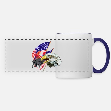 Eagles Eagle - Panoramic Mug