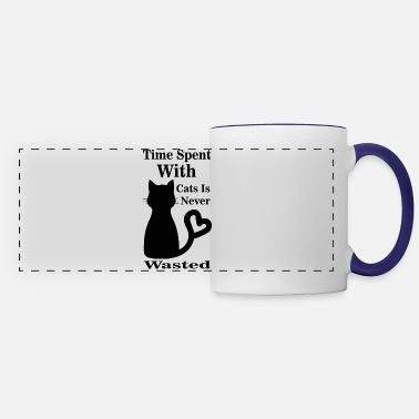 Domestic domestic animal - Panoramic Mug