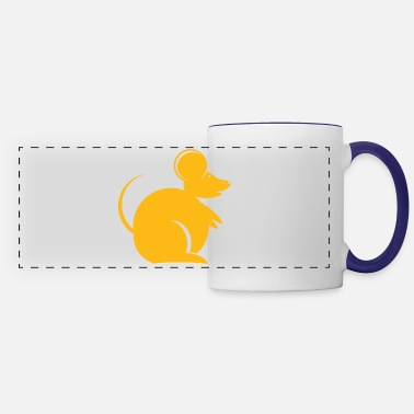 Chinese New Year. 2020 Year of The Rat - Panoramic Mug