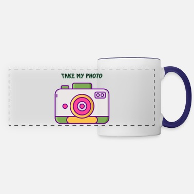Running TRENDING COLLECTION ,COLLAGE, ADVENTURE , OFFICE - Panoramic Mug