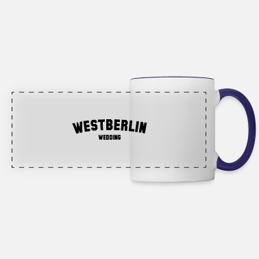WEDDING Westberlin - Panoramic Mug