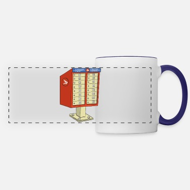Post Postes Canada / Canada Post - Panoramic Mug
