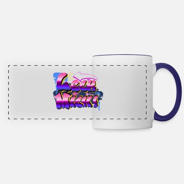 Summer Lick me graffiti style humor design - Panoramic Mug