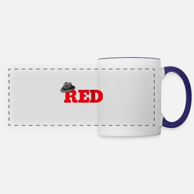 'Red' Reddington - Panoramic Mug