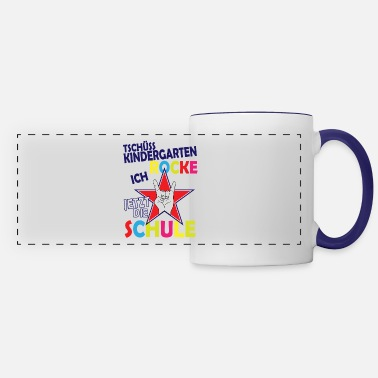 Chemistry Bye kindergarten i'm rocking the school now - Panoramic Mug