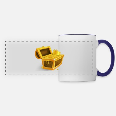 Treasure Treasure - Panoramic Mug