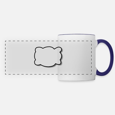 Speech Balloon Speech Balloon - Panoramic Mug