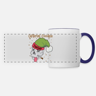 Over Done Official Cookie Tester - Panoramic Mug
