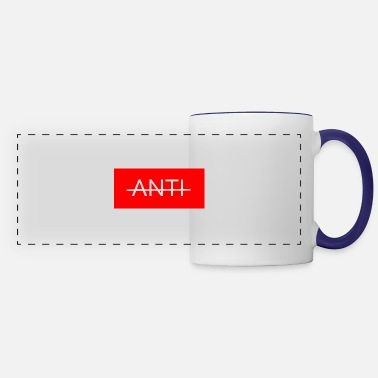 Anti anti - Panoramic Mug