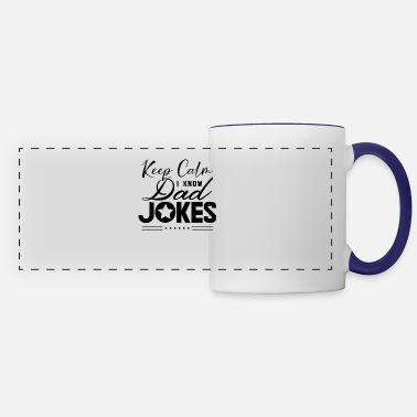 Dad Jokes Dad Jokes - Panoramic Mug
