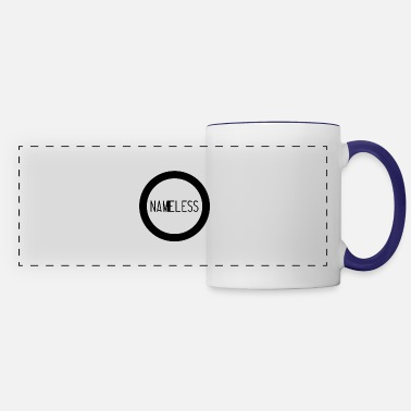 Plain Plain Nameless Logo - Panoramic Mug