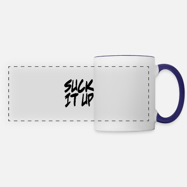 Suck It Up - Panoramic Mug