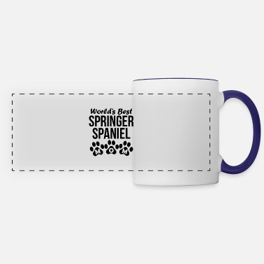 Springer Spaniel Mom World's Best Springer Spaniel Mom - Panoramic Mug