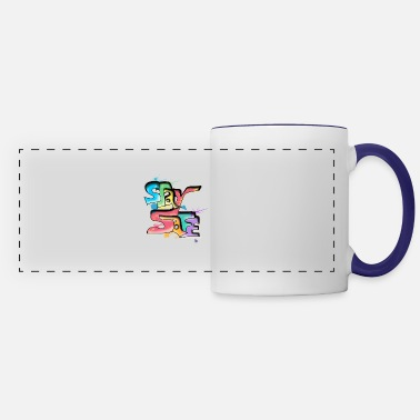 stay safe - Panoramic Mug