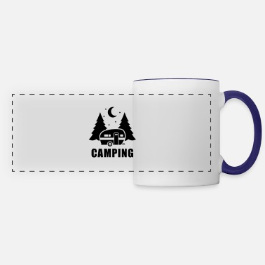 Lake Caravan trailer - Panoramic Mug