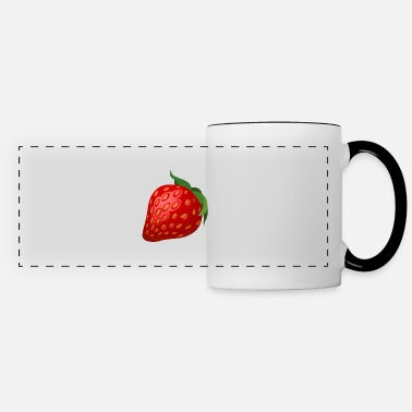 Strawberry Strawberry - Panoramic Mug