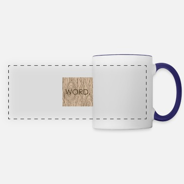 Word Word - Panoramic Mug