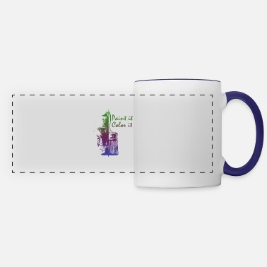 Painting Paint it - Panoramic Mug