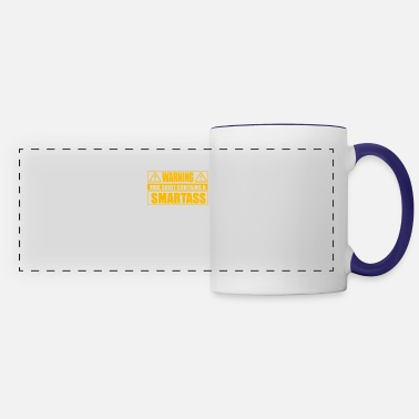 Best Friends Rechthaber smartass alls Gifts - Panoramic Mug