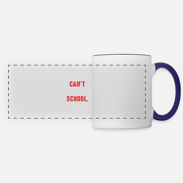 Frequency Funny Nursing School Sorry I Cant Nurse Gift - Panoramic Mug