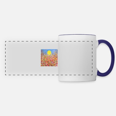 Meadow Wildflower Meadows - Panoramic Mug