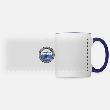 Church of Yacht Porthole - Panoramic Mug