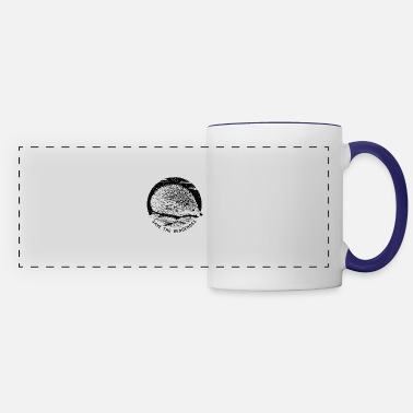 Pet Save The Hedgehogs - Panoramic Mug