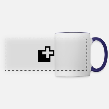Plus plus - Panoramic Mug