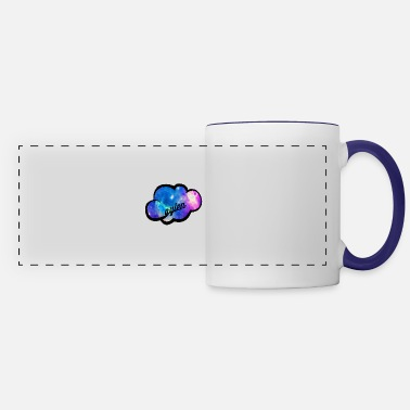 Cloudy cloudy galaxy - Panoramic Mug