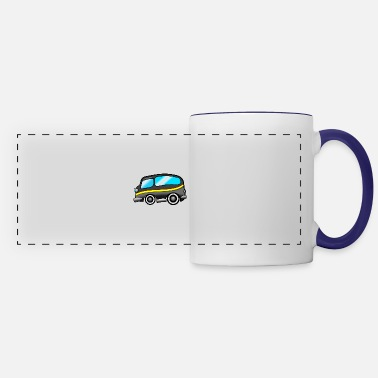 Transport Oldschool Transporter - Panoramic Mug